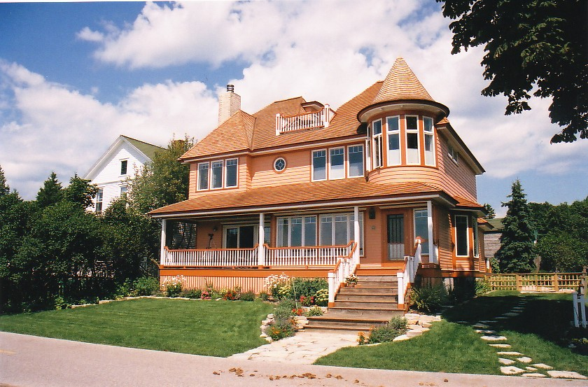 mackinac house